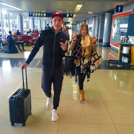 James and Lala in Chicago