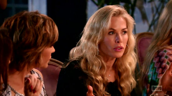Kathryn is unhappy with Faye