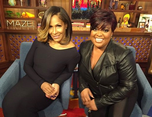 Sheree Whitfield on WWHL