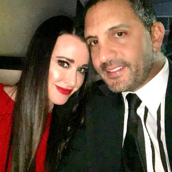 Reality TV Stars selfies - Kyle Richards