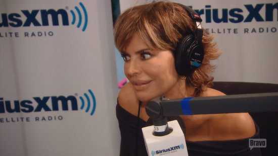 Lisa Rinna chats with Jenny McCarthy