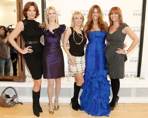 Real Housewives of New York in 2011