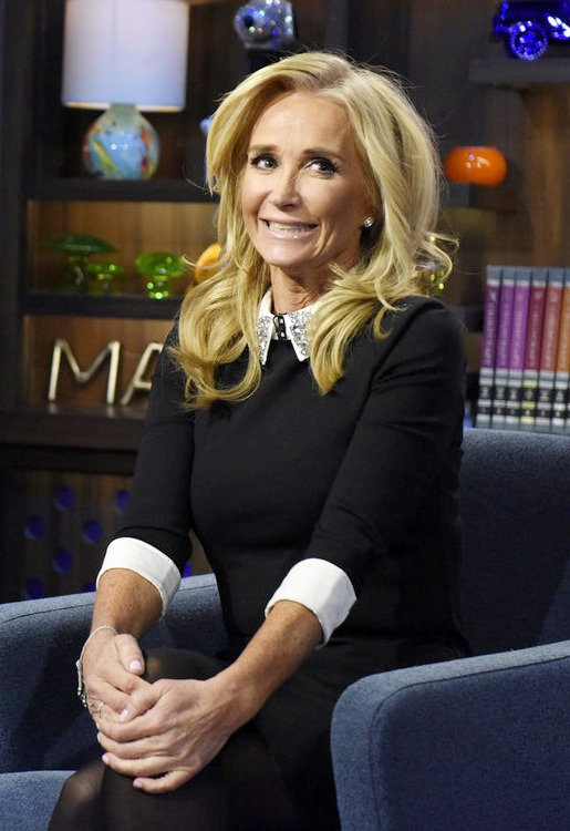 Kim Richards on Watch What Happens Live