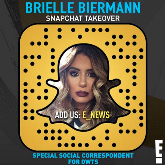 Brielle lands a job with E! News