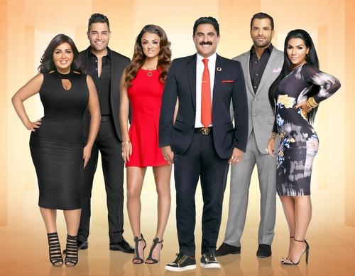 Shahs of Sunset season 5 cast