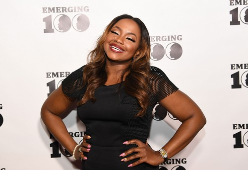 ATLANTA, GA - APRIL 22:  TV personality Phaedra Parks attends 2016 Emerging Leaders Awards and Scholarship Gala at Delta flight Museum on April 22, 2016 in Atlanta, Georgia.  (Photo by Paras Griffin/Getty Images)