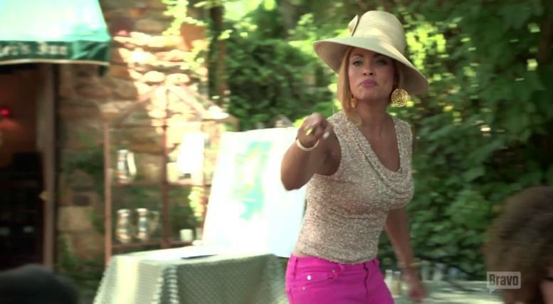 Gizelle-Bryant-Hat2-Real-Housewives-of-Potomac