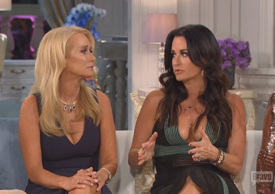 Kyle Richards, Lisa Vanderpump, Erika Girardi, & Camille Grammer Discuss The First Real Housewives Of Beverly Hills Season Without Kim Richards