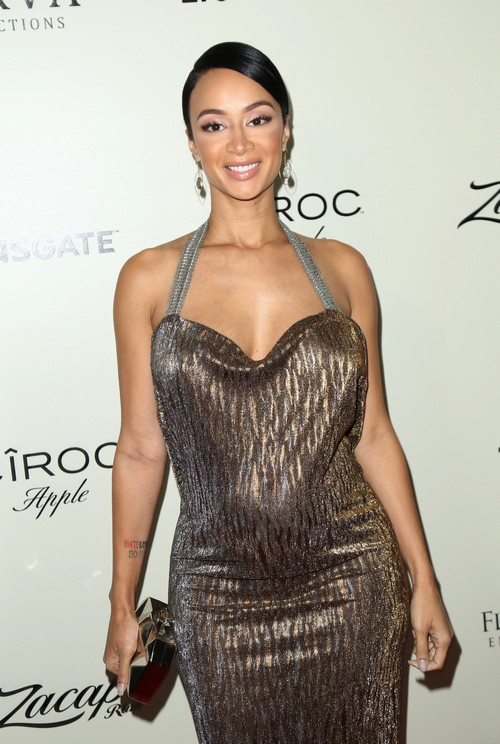 Premiere of Lionsgate's 'The Perfect Match' at ArcLight Hollywood - Arrivals Featuring: Draya Michele Where: Los Angeles, California, United States When: 08 Mar 2016 Credit: Guillermo Proano/WENN.com