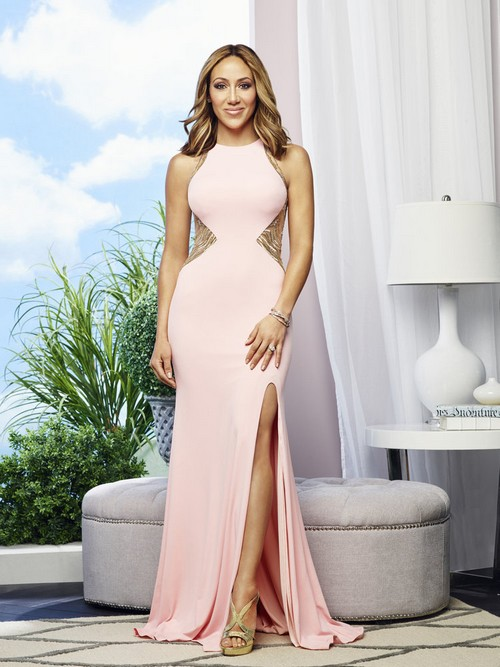 THE REAL HOUSEWIVES OF NEW JERSEY -- Season:7 -- Pictured: Melissa Gorga -- (Photo by: Tommy Garcia/Bravo)