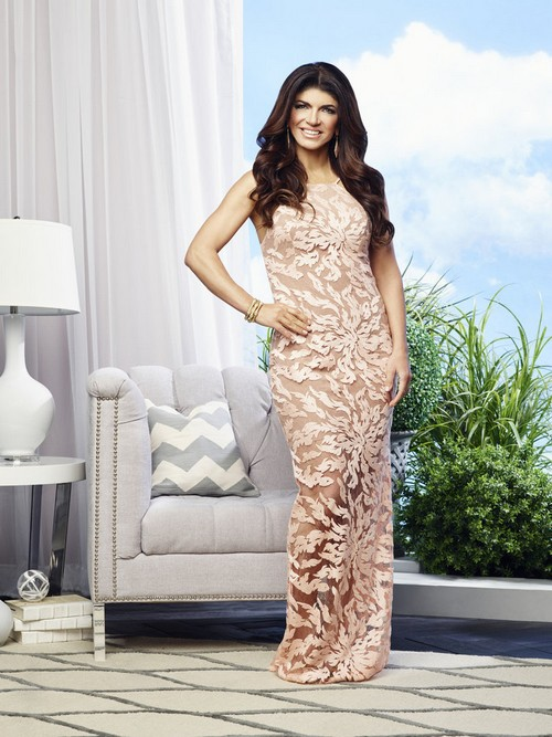 THE REAL HOUSEWIVES OF NEW JERSEY -- Season:7 -- Pictured: Teresa Giudice -- (Photo by: Tommy Garcia/Bravo)
