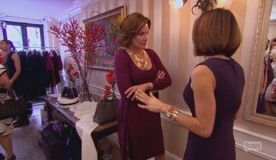 Bethenny and Luann