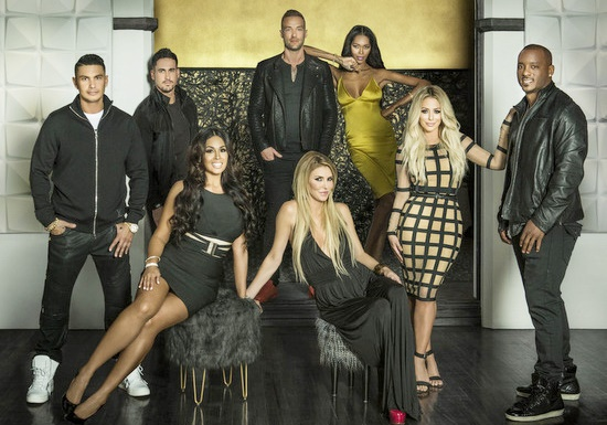 reality TV listings - Famously Single