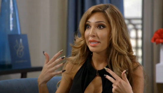 Farrah Abraham on Million Dollar Matchmaker