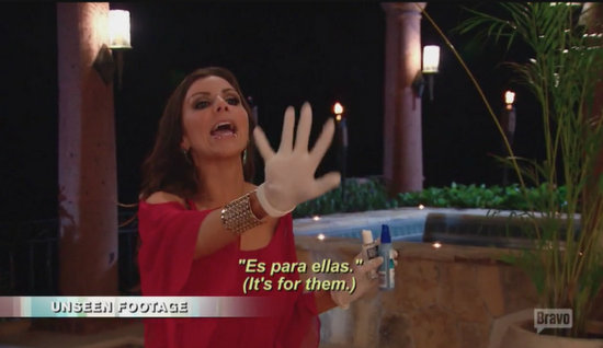 Heather Dubrow hates Mexican Strippers