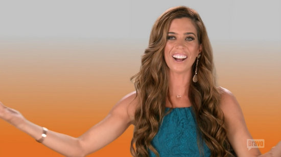 Lydia McLaughlin - RHOC Season 8 Secrets Revealed