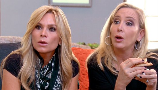 Shannon & Tamra are shocked