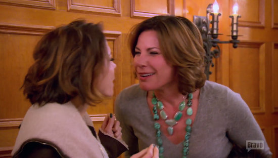 Luann and Bethenny