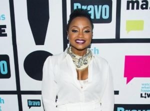 Phaedra Parks Goes Public With Much Younger Actor Following Ex Apollo Nida's Re-Arrest