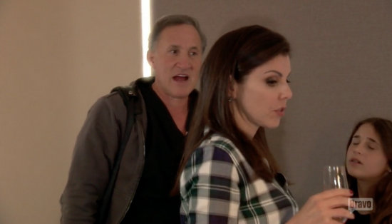 Heather confronts Terry
