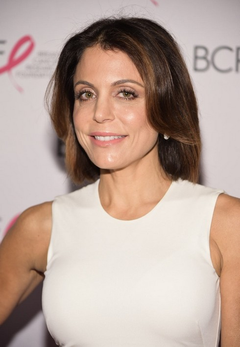 Breast Cancer Research Foundation Symposium & Awards Luncheon held at the Warldorf Astoria - Arrivals Featuring: Bethenny Frankel Where: New York City, New York, United States When: 29 Oct 2015 Credit: Rob Rich/WENN.com