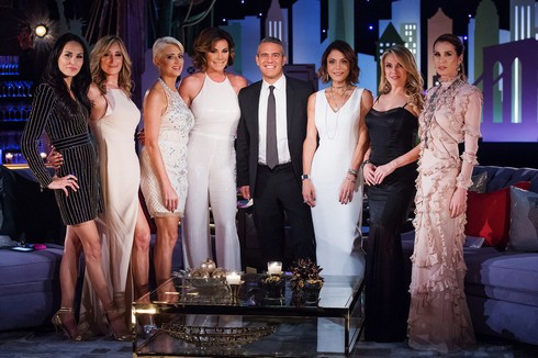 THE REAL HOUSEWIVES OF NEW YORK CITY --