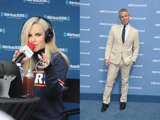 Jenny McCarthy with Donnie Wahlberg Host SiriusXM at the 2016 NFL Draft at Chicago, IL, USA on April 28, 2016 Featuring: Jenny McCarthy Where: Chicago, Illinois, United States When: 28 Apr 2016 Credit: C.M. Wiggins/WENN.com