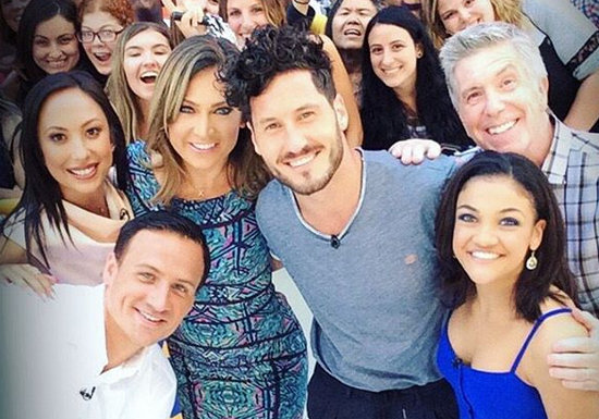 Dancing with the Stars Season 23 cast reveal