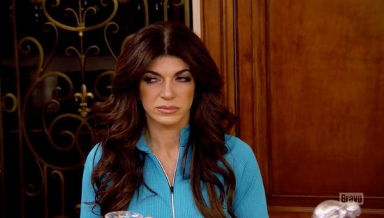 Teresa is not interested in Jacqueline
