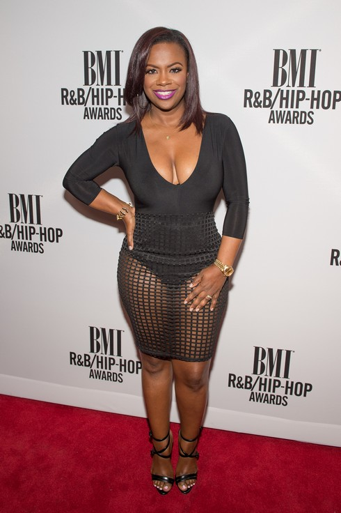 ATLANTA, GA - SEPTEMBER 01:  Kandi Burruss Tucker attends the 2016 BMI R&B/Hip-Hop Awards at Woodruff Arts Center on September 1, 2016 in Atlanta, Georgia.  (Photo by Marcus Ingram/WireImage)