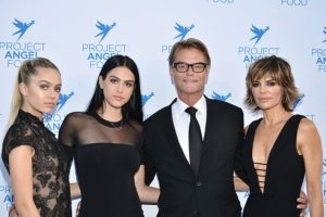"Lisa Rinna And Harry Hamlin Believe Amelia Gray Hamlin's Relationship With Scott Disick Is ""Just A Phase"""