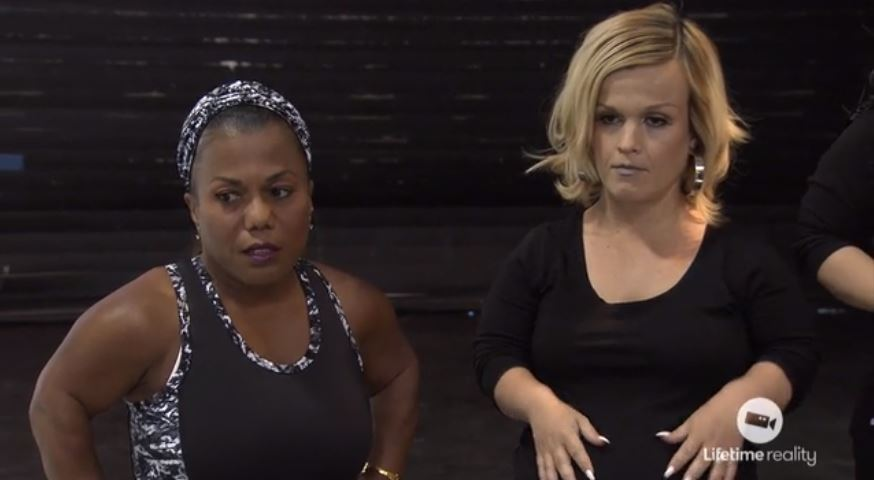 Tonya-Banks-Terra-Jole-Black-Workout-Little-Women-LA