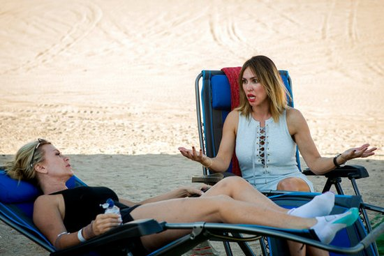 Tamra recovers in Glamis