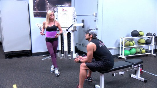 Tamra has to postpone fitness competition