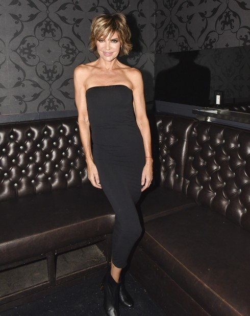 LOS ANGELES, CA - SEPTEMBER 25: Actress/designer Lisa Rinna poses for portrait at the