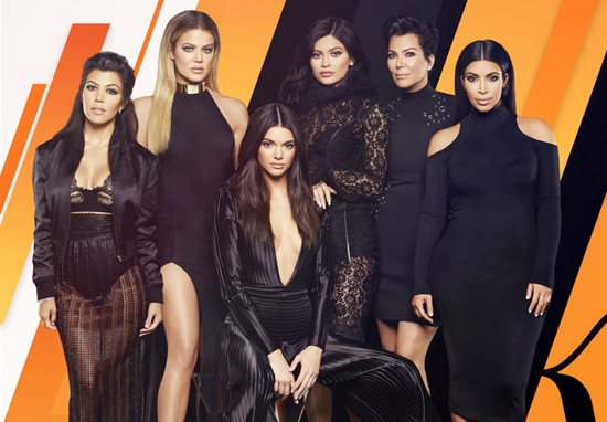 Reality TV Listings - Keeping Up With The Kardashians