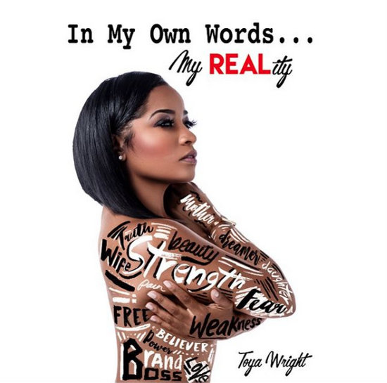 Toya Wright Book - In My Own Words