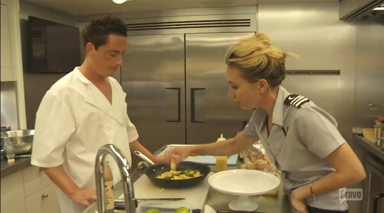 Ben-Robinson-Kate-Chastain-Tasting-Conch-Below-Deck