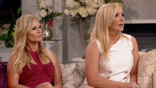 Tamra and Shannon