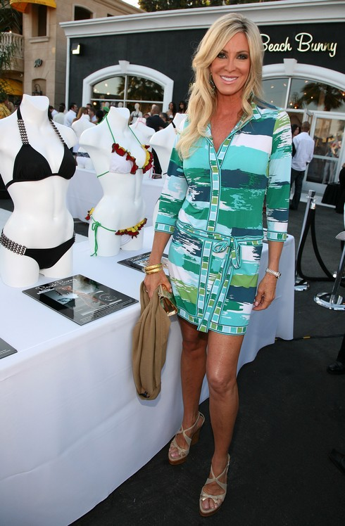 NEWPORT BEACH, CA - MAY 07: Lauri Peterson attends the Beach Bunny Swimwear Flagship grand opening party at Beach Bunny Swimwear boutique on May 7, 2009 in Newport Beach, California. (Photo by Angela Weiss/Getty Images)