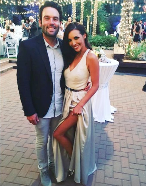 Mike Shay and Scheana Marie Shay