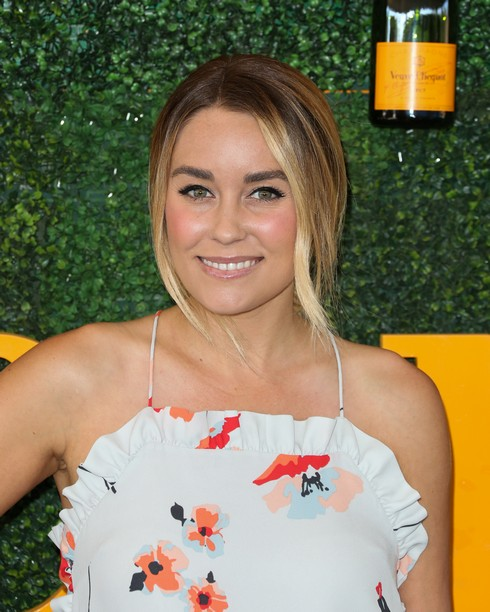 PACIFIC PALISADES, CA - OCTOBER 15:  TV Personality Lauren Conrad attends the 7th Annual Veuve Clicquot Polo classic at Will Rogers State Historic Park on October 15, 2016 in Pacific Palisades, California.  (Photo by Paul Archuleta/WireImage for Fashion Media )