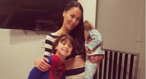 Jules Wainstein With Children