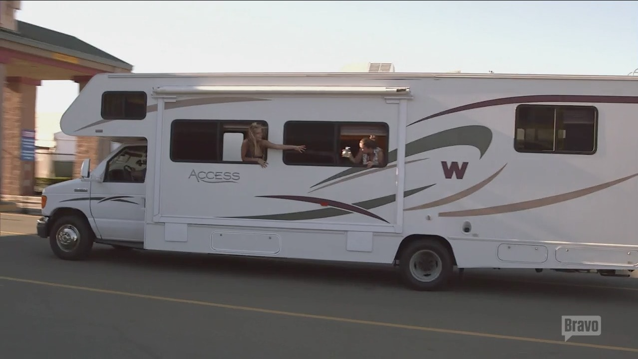 Pump Rules RV trip
