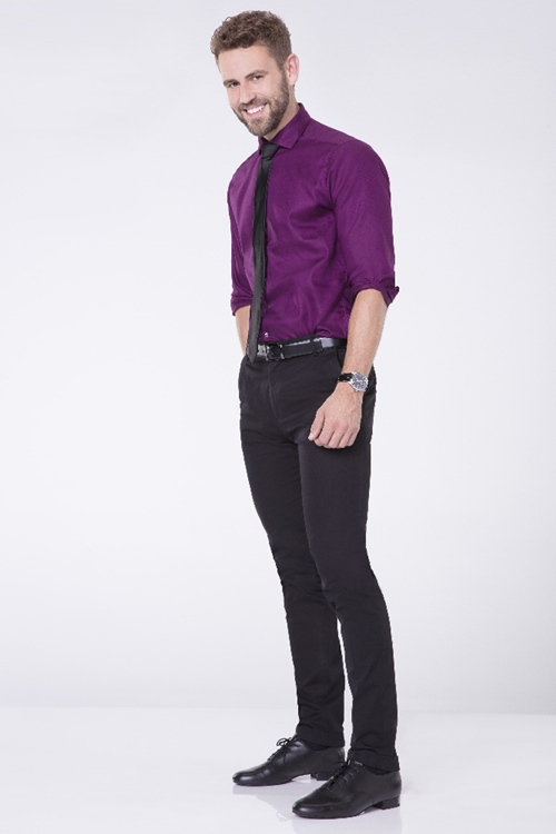 DANCING WITH THE STARS - NICK VIALL - The celebrity cast of