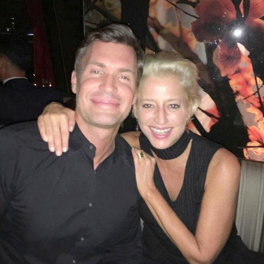Instagram Roundup - Jeff Lewis and Dorinda Medley