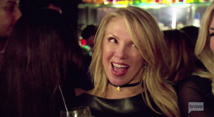 The Real Housewives Of New York Recap: Bidding On Love