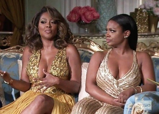 Kenya Moore on #RHOA reunion