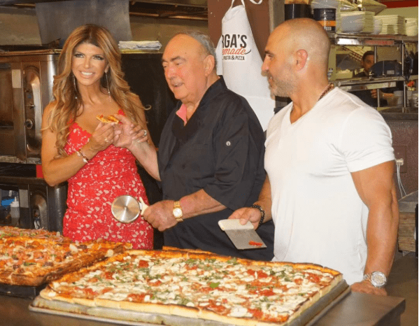 Teresa Giudice & Joe Gorga Restaurant