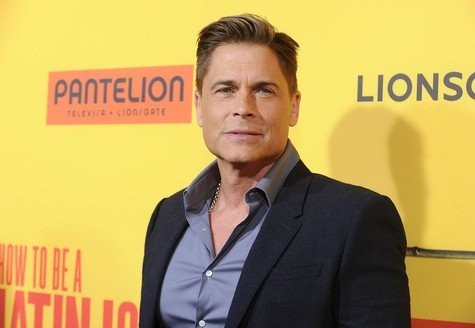 HOLLYWOOD, CA - APRIL 26: Actor Rob Lowe attends the premiere of